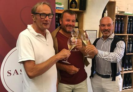 Due mondi del vino si incontrano nel nome del Timorasso